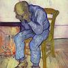 Depression by van Gogh