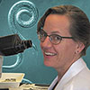 Biologist Andrea Graham