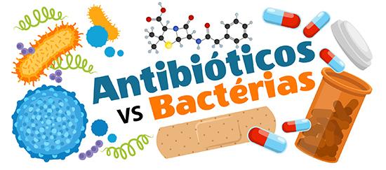 Antibióticos vs Bactérias: Uma Batalha Evolutiva