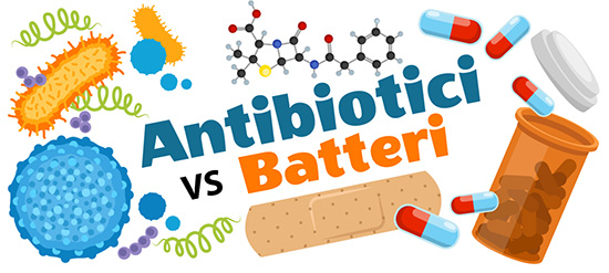 Antibiotici vs batteri