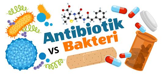 Antibiotik-bakteri