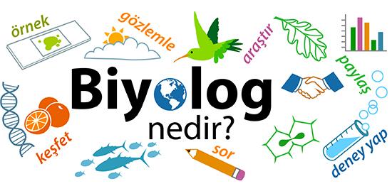 Biyolog nedir?