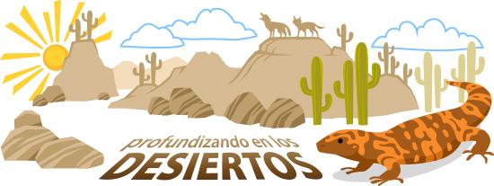 Profundizando en los Desiertos