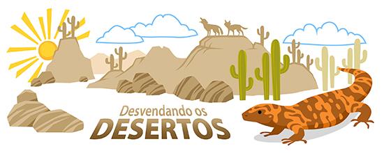 Desvendando os desertos