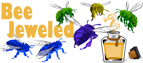 Bee Jeweled: Orchid Bees