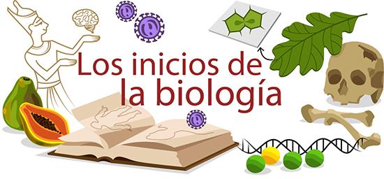 Historia de biologia