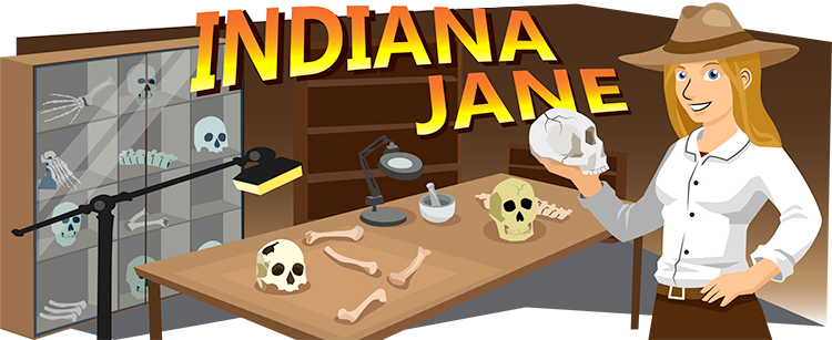 Indiana Jane Bioarcheology