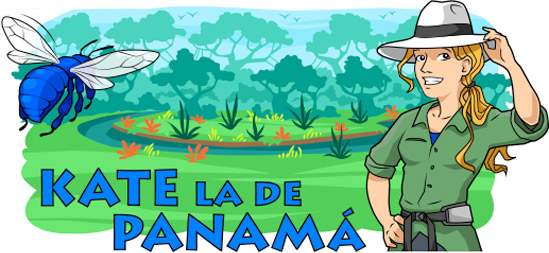 Kate, la de Panamá