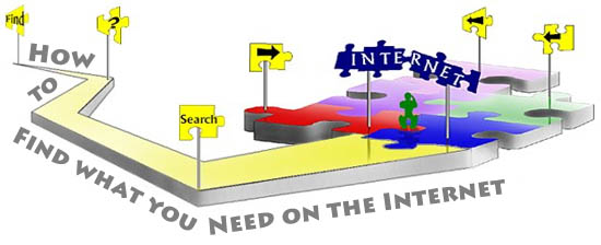 How to find what you need on the internet