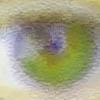 Lazy eye icon