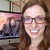 Biologist Melissa Wilson Sayres