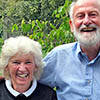 Bioloigists Peter and Rosemary Grant