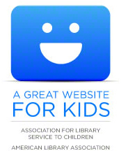Great Websites for Kids Award Badge