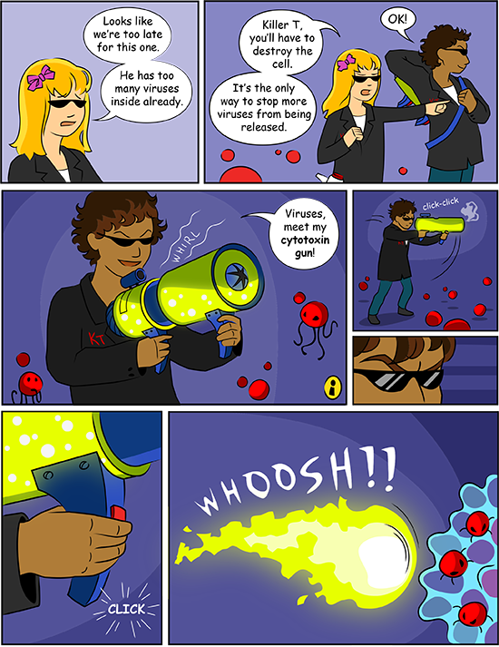 Viral Attack Page 5