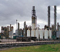 Severnside fertilizer plant