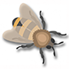 bee icon link