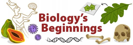 Biology's Beginnings
