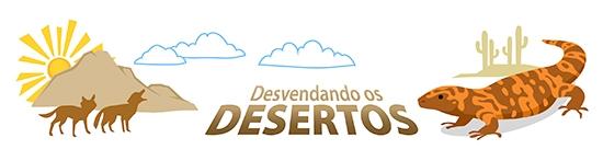 desert biome portuguese