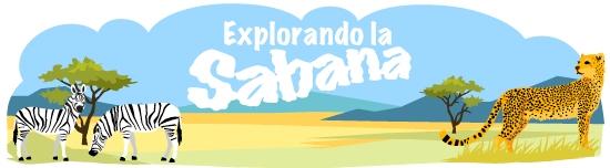 Explorando la Sabana