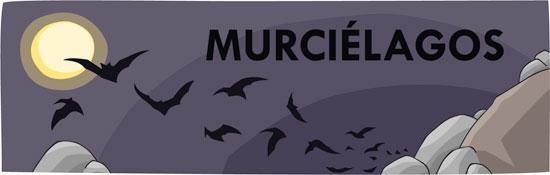 Murciélagos - Bats spanish