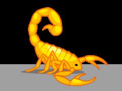 scorpion game