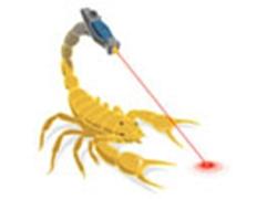 laser beam scorpion