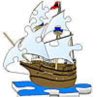 jigsaw sail boat
