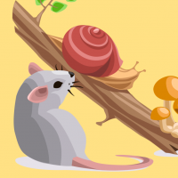 Mouse and snail taxonomy