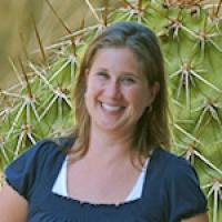 Tina Wilson plants