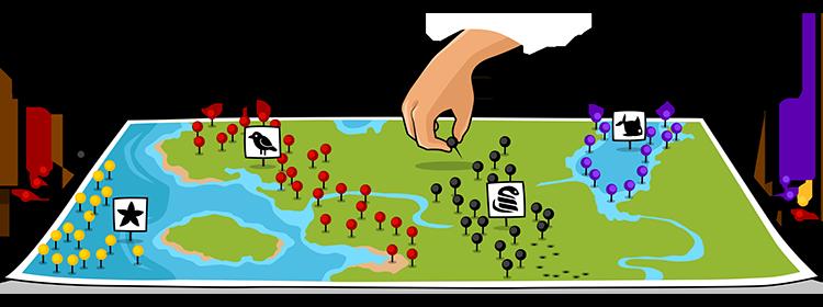 Making species range maps