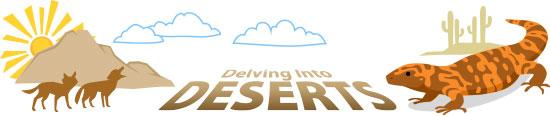 Delving into Deserts