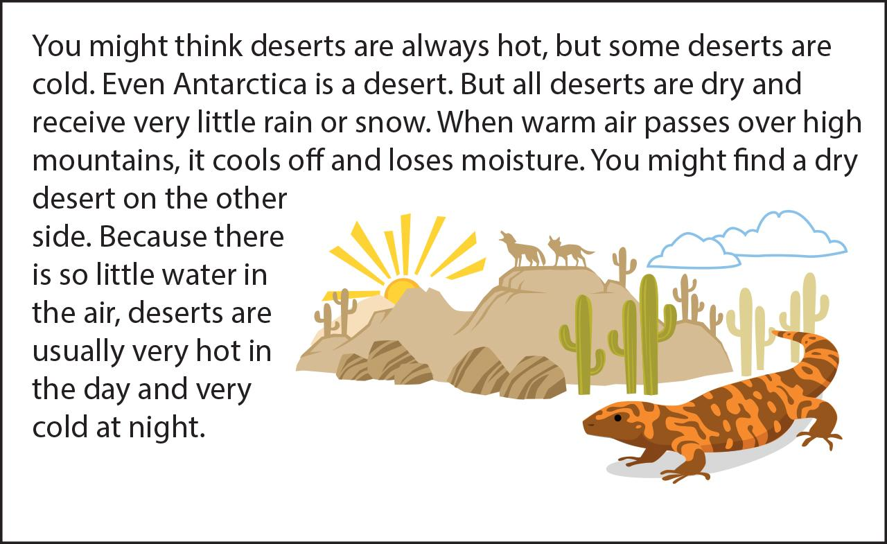Biology Reading Flashcards - Biomes of the World | Ask A ...