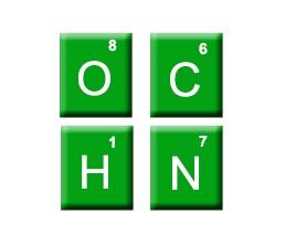 Os elementos oxigênio, carbono, hidrogênio e nitrogênio
