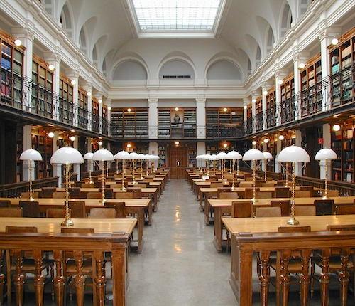 Graz University library