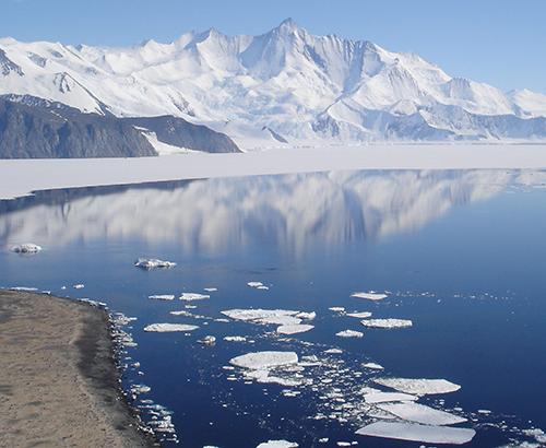 Mt. Herschel Antarctica