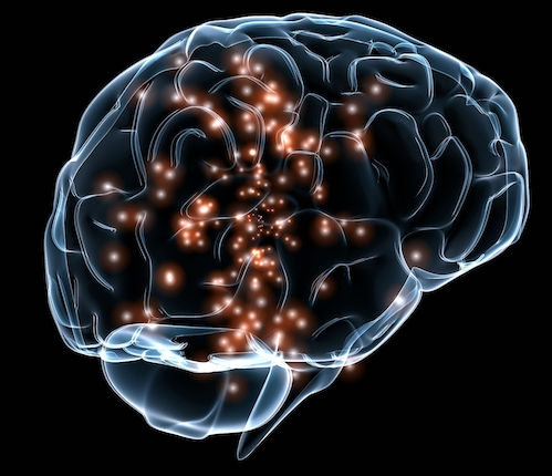 Brain illustration links to Top Question page