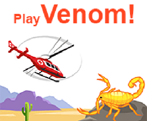 Play Venom Game