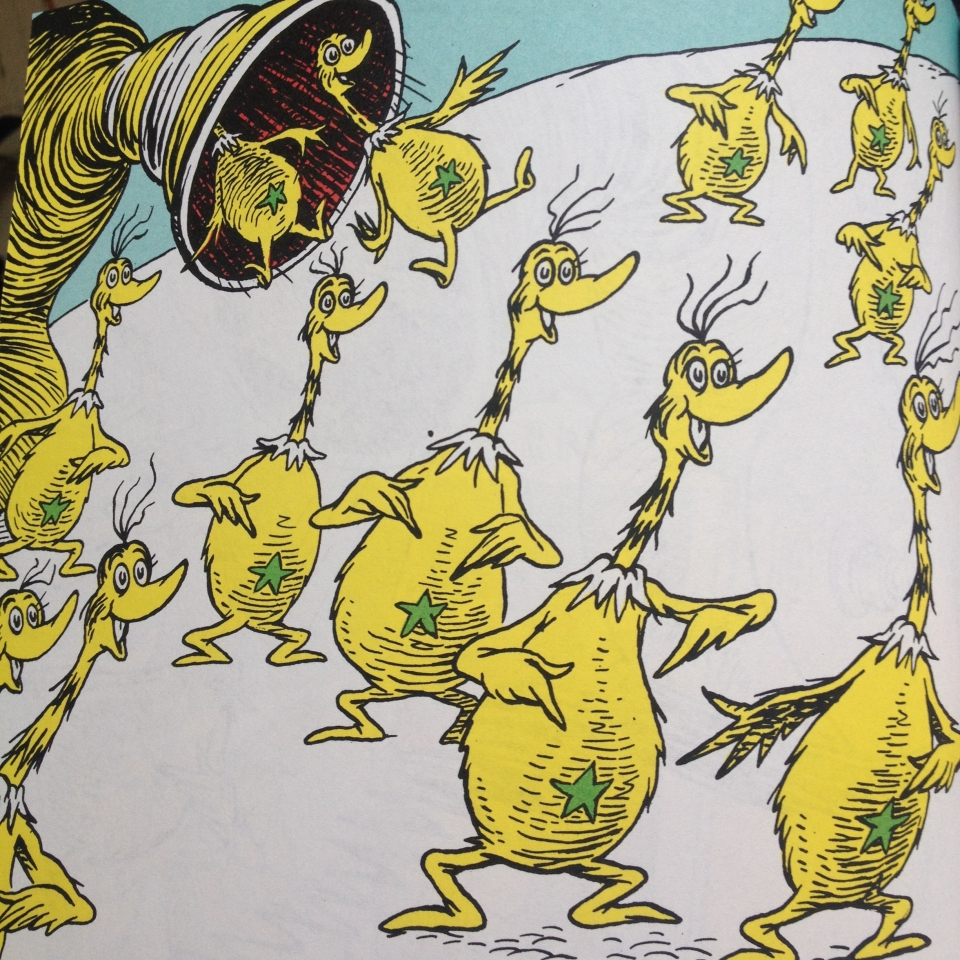 Dr. Seuss' sneeches